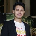 Chand Kelvin Hadiri Press Screening Film 'Warisan Olga'