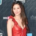 Claudia Kim di Red Carpet MAMA 2015
