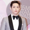 Lee Soo Hyuk di Red Carpet MBC Drama Awards 2015