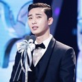 Park Seo Joon Raih Piala Excellence Actor (Mini-Series)