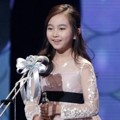 Kal So Won Raih Piala Best Child Actress