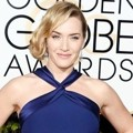 Kate Winslet di Red Carpet Golden Globes Awards 2016