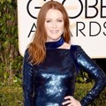 Julianne Moore di Red Carpet Golden Globes Awards 2016