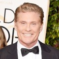 David Hasselhoff di Red Carpet Golden Globes Awards 2016