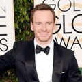 Michael Fassbender di Red Carpet Golden Globes Awards 2016