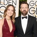 Olivia Wilde di Red Carpet Golden Globes Awards 2016