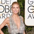 Heidi Klum di Red Carpet Golden Globes Awards 2016