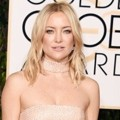 Kate Hudson di Red Carpet Golden Globes Awards 2016