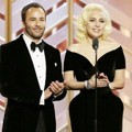 Tom Ford dan Lady GaGa di Golden Globe Awards 2016