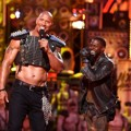 Penampilan Dwayne Johnson dan Kevin Hart di MTV Movie Awards 2016