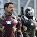 Iron Man dan War Machine Siap Bertarung
