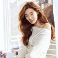 Stephanie Lee di Majalah High Cut Vol. 168