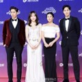 Pemeran Drama 'Another Miss Oh' Hadir di tvN10 Awards 2016