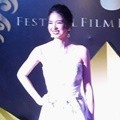 Laura Basuki di Festival Film Indonesia 2016