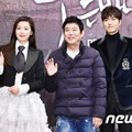 Jun Ji Hyun, Sung Dong Il dan Lee Min Ho di Jumpa Pers Drama 'Legend of the Blue Sea'