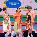 Nola Be3 Raih Penghargaan 'Inspiring Mom' di Mom & Kids Awards 2016
