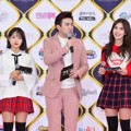 Choi Yoo Jung, Jeon Somi IOI dan Kim Sun Geun Jadi MC Red Carpet KBS Entertainment Awards 2016