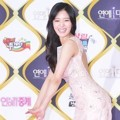 Aktris Lee Se Young di Red Carpet KBS Entertainment Awards 2016