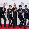 Tim 'Infinity Challenge' Meriahkan Red Carpet MBC Entertainment Awards 2016