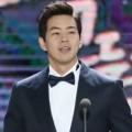 Lee Sang Yoon di Hari Kedua Golden Disk Awards 2017