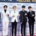GOT7 di Red Carpet Seoul Music Awards 2017