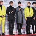 VIXX di Red Carpet Seoul Music Awards 2017