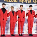 ASTRO di Red Carpet Seoul Music Awards 2017