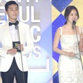 Park Seo Joon dan Lee Yeon Hee di Seoul Music Awards 2017