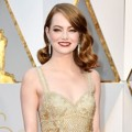 Emma Stone di Red Carpet Oscar 2017