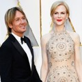 Keith Urban dan Nicole Kidman di Red Carpet Oscar 2017