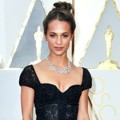 Alicia Vikander di Red Carpet Oscar 2017