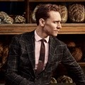 Tom Hiddleston di Majalah GQ Edisi Maret 2017