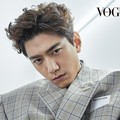 Sung Joon di Majalah Vogue Edisi April 2017