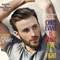 Chris Evans di Majalah Esquire Edisi April 2017