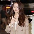 Krystal f(x) di Wrap Up Party Drama 'Bride of the Water God'