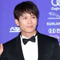 Ji Sung di Red Carpet Seoul Awards 2017