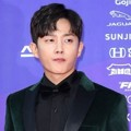 Kim Min Suk di Red Carpet Seoul Awards 2017