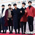 VIXX di Red Carpet Asia Artist Awards 2017