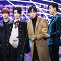 GOT7 meraih piala World Performer di MAMA 2017 Hong Kong.