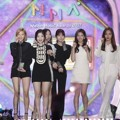 Twice Raih Piala Best Dance Female