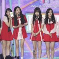 G-Friend Raih Piala 1theK Performance