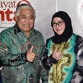 Din Syamsuddin Hadiri Press Screening Film 'Ayat-ayat Cinta 2'