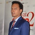 Fedi Nuril di Press Screening Film 'Ayat-ayat Cinta 2'