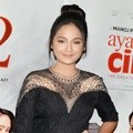 Syifa Hadju di Press Screening Film 'Ayat-ayat Cinta 2'