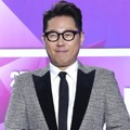 Yoon Jong Shin di Red Carpet Seoul Music Awards 2018