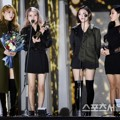 Mamamoo Raih Piala Tik Tok Female Dance Performance Award