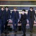 Seventeen Tampil Memukau Nyanyikan Lagu 'Crazy Love' , 'Don't Wanna Cry' dan 'Thanks' di Gaon Chart Music Awards 2018