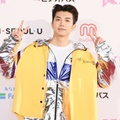 Wooyoung 2PM di Red Carpet KCON Jepang 2018
