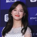 Kim Sejeong Gu9udan datang sebagai nominasi Best New Actress TV di Baesang Art Awards 2018.