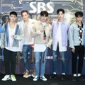 iKON di Red Carpet SBS Super Concert di Taipei
